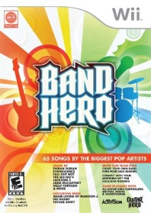 Band Hero (PS3, PS2, Xbox 360, Wii)
