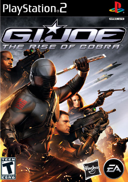 G.I. Joe: The Rise of Cobra (PS3, PS2, PSP, Xbox 360, Wii)