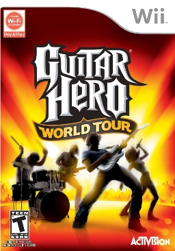 Guitar Hero World Tour (PS3, PS2, Xbox 360, Wii, PC, MacOS)