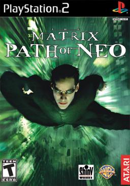 The Matrix: Path of Neo (PS2, Xbox, Windows)