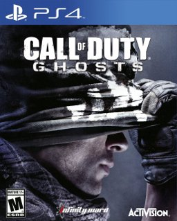 Call of Duty Ghosts (PC, Xbox One, Xbox 360, PS4, PS3, WiiU)